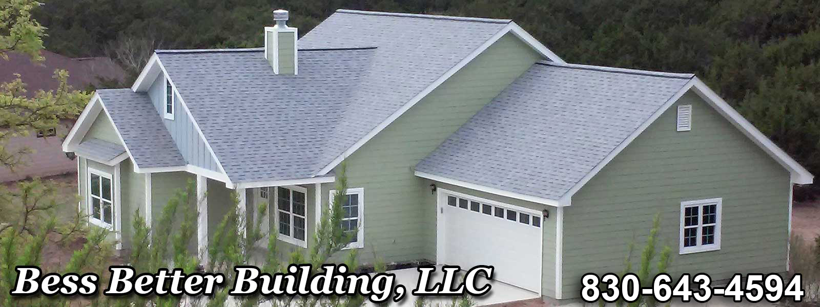 Canyon Lake custom Home Builders New House General Contractor Building Company